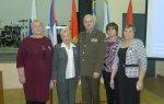 Конференция солдатских матерей.