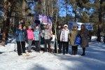 Юбилейные лыжные соревнования