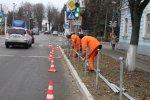 Берегись автомобиля или о безопасности и ограждениях на перекрёстках посёлка