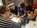 По направлению центра занятости жители Курагинского района  получают новые профессии