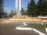 В парке имени «40 летия Победы начались работы по благоустройству