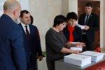 Внесён проект краевого бюджета в Законодательное Собрание края