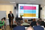 С 10 по 11 июня  состоялся завершающий 3 модуль программы «Программно-целевые и проектные методы управления» для муниципальных служащих Курагинского и Шушенского районов