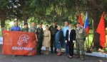 Курагинский  штаб  Юнармии  победил  в  краевом   конкурсе
