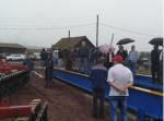 В Курагинском районе прошел демонстрационный показ почвообрабатывающей техники