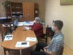 Участие в краевом совещании Агентства молодёжной политики