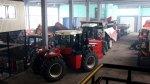 Подготовка к севу в Курагинском районе