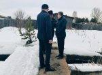 Идет подготовка к половодью в Курагинском районе