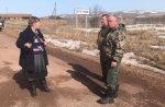 Районный оперативный штаб по обеспечению безопасности продолжает работу